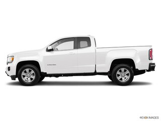 2016 GMC Canyon 4WD 4WD SLE Compact Truck