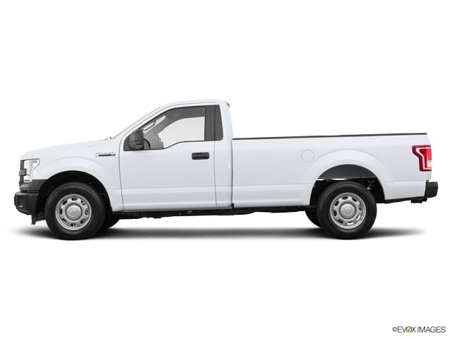 2016 Ford F-150 4x4 Regular Cab XL Pickup Truck