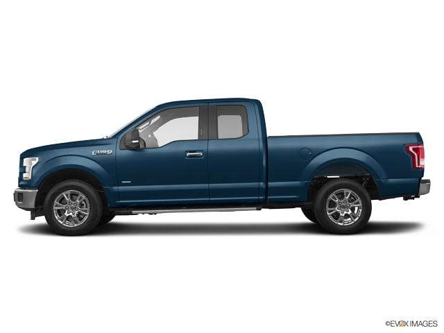 2016 Ford F-150 XLT Truck SuperCab