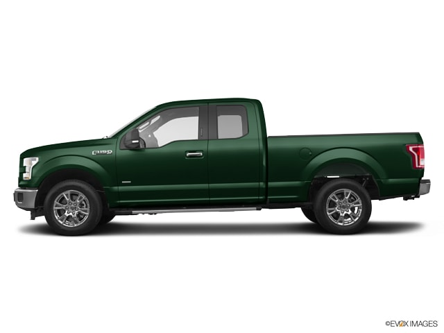 2016 Ford F-150 4x2 Regular Cab XL Pickup Truck
