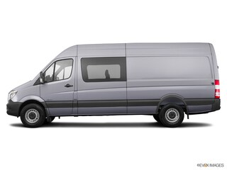 2016 Mercedes-Benz Sprinter High Roof Passenger Van