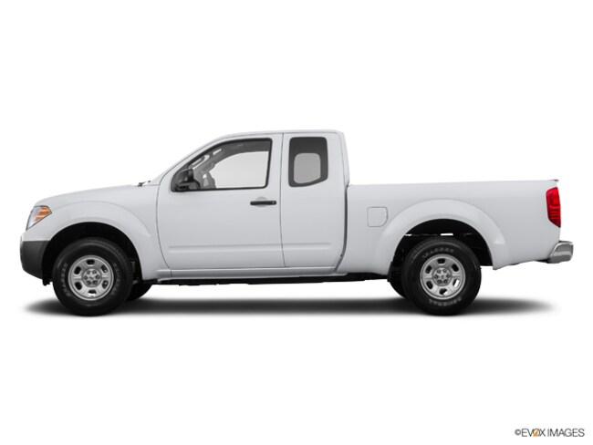 2016 Nissan Frontier S 2WD King Cab I4 Auto