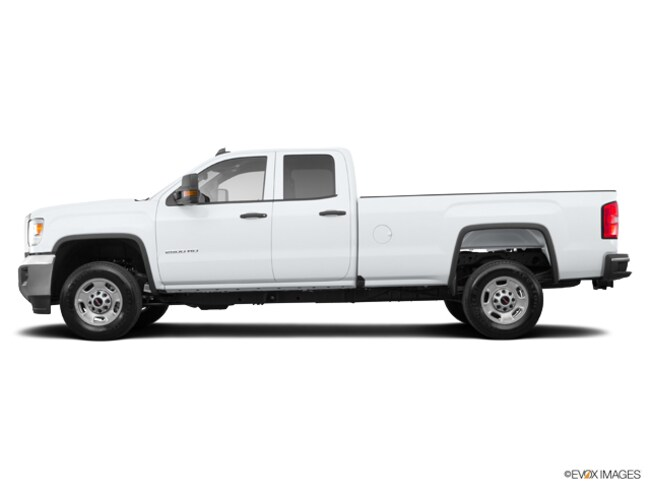 2016 GMC Sierra 2500HD Base Truck Crew Cab