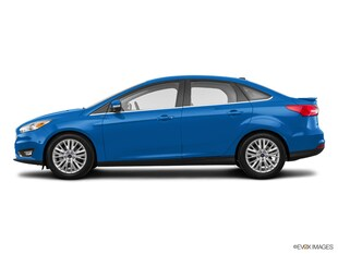 2016 Ford Focus Titanium Sedan