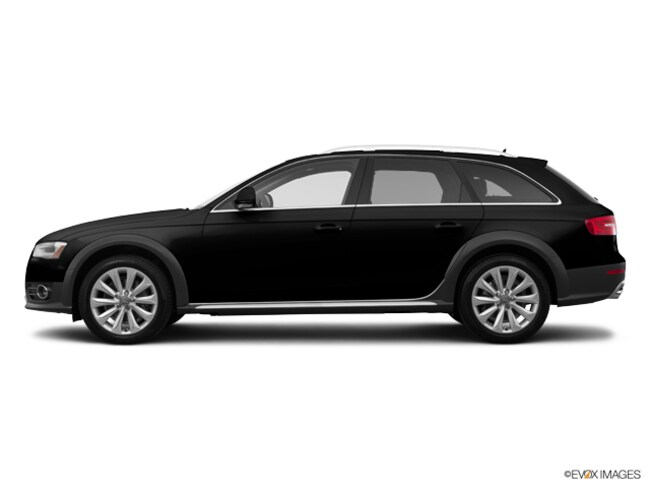 Used vehicles 2016 Audi A4 allroad 2.0T Premium Wagon for sale near you in Roanoke, VA
