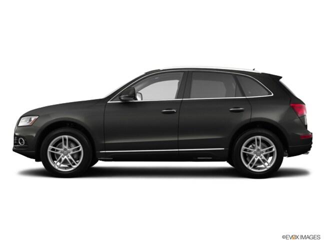 2016 Audi Q5 3.0T SUV