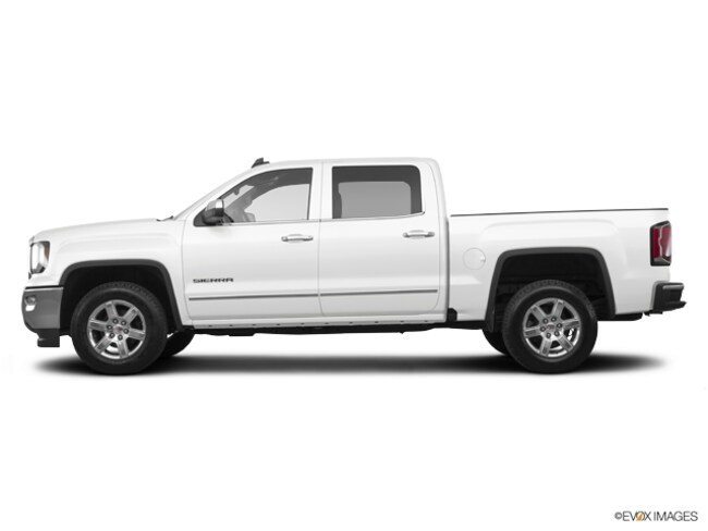 Used 2016 GMC Sierra 1500 SLT Truck Double Cab in Amarillo