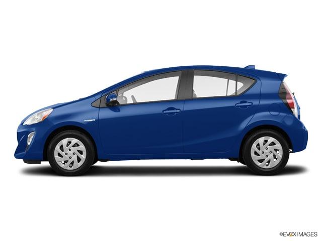 2016 Toyota Prius c Three Hatchback