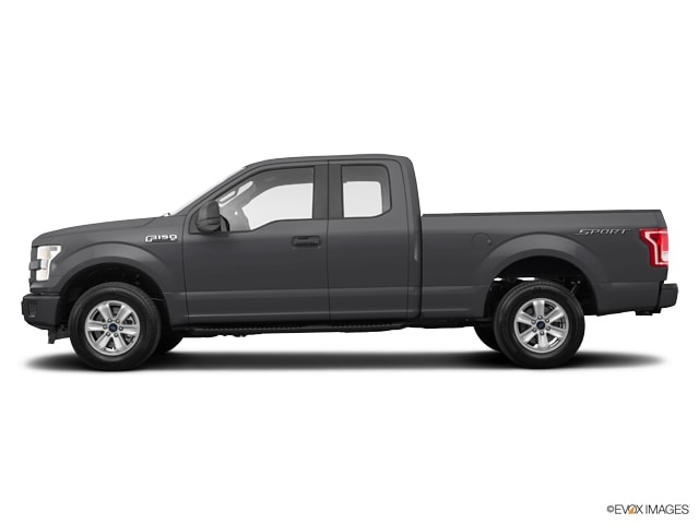 2016 Ford F-150 4x4 Supercab XL Pickup Truck