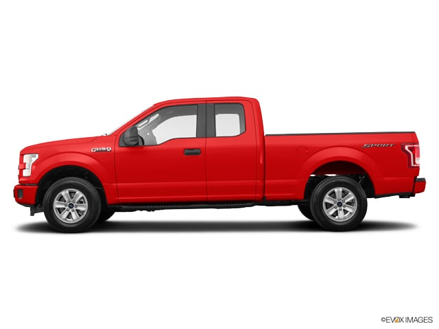 2016 Ford F-150 4x4 Supercab XLT Pickup Truck