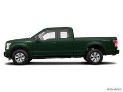2016 Ford F-150 XL Supercab 4WD Extended Cab Pickup