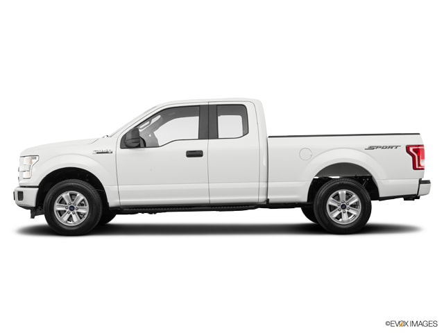 2016 Ford F-150 F150 4X4 SUPERCAB