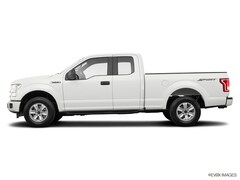 2016 Ford F-150 XL 4WD SuperCab 145 XL