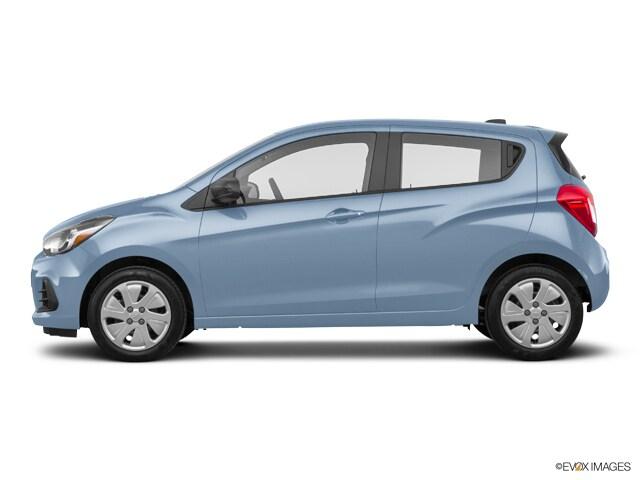 2016 Chevrolet Spark LS Hatchback