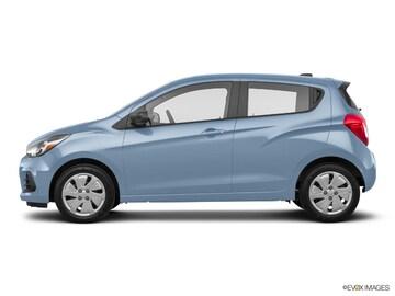 2016 Chevrolet Spark Hatchback