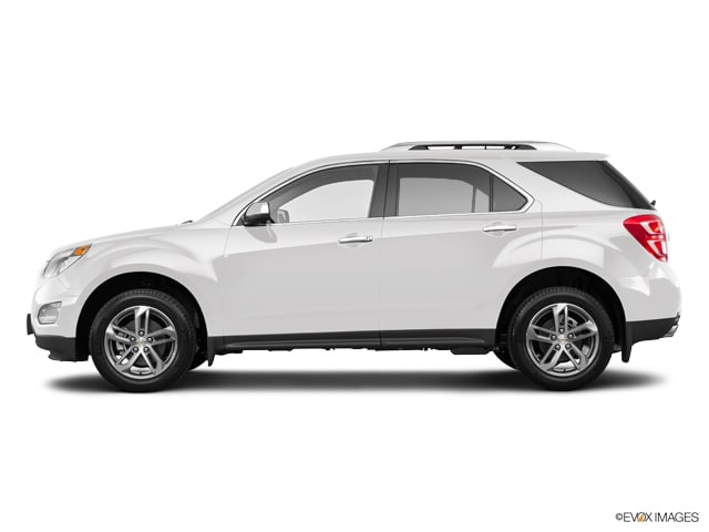 2016 Chevrolet Equinox LTZ SUV