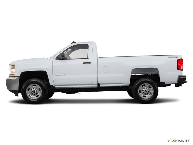 2016 Chevrolet Silverado 2500HD WT Truck Regular Cab