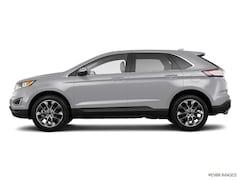 Used  Ford Edge Titanium Suv For Sale Midland Tx