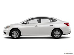 Certified Used 2016 Nissan Sentra SV Sedan Winston Salem, North Carolina