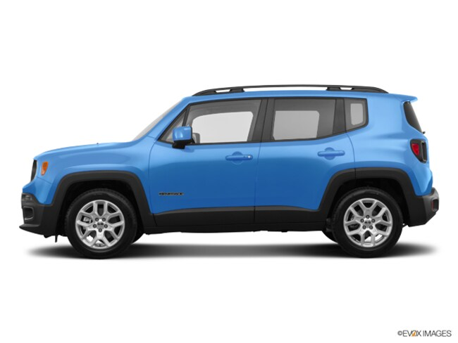 Used 2016 Jeep Renegade Latitude FWD SUV for sale in Avondale, AZ