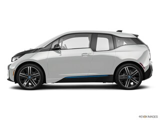 Used 2016 BMW i3 with Range Extender Hatchback for sale in Los Angeles