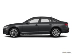 Pre-Owned 2017 Audi A4 2.0T Premium Sedan in Iowa City, OA