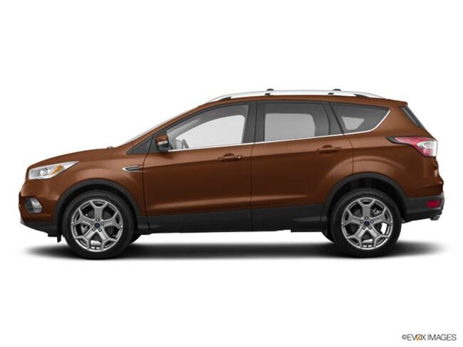 New 2017 Ford Escape Titanium SUV in Livermore, CA