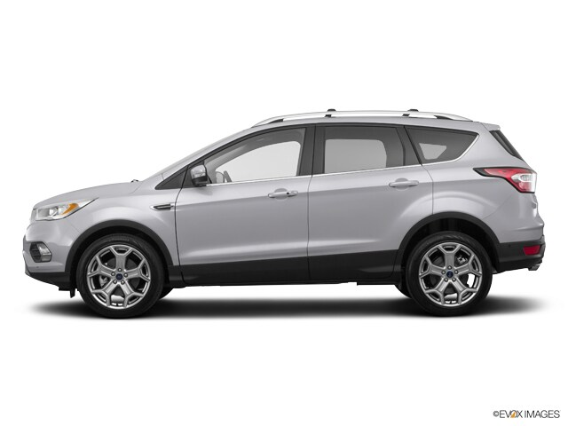 Used 2017 Ford Escape Titanium in Montrose CO | 1FMCU0J92HUC99490