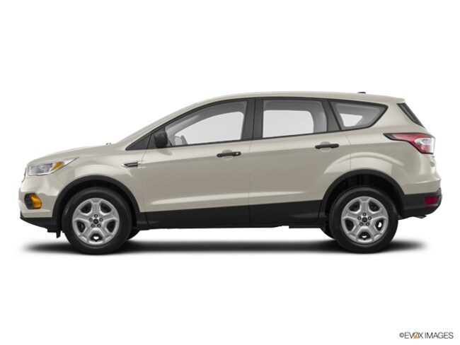Used 2017 Ford Escape S SUV Los Angeles, CA