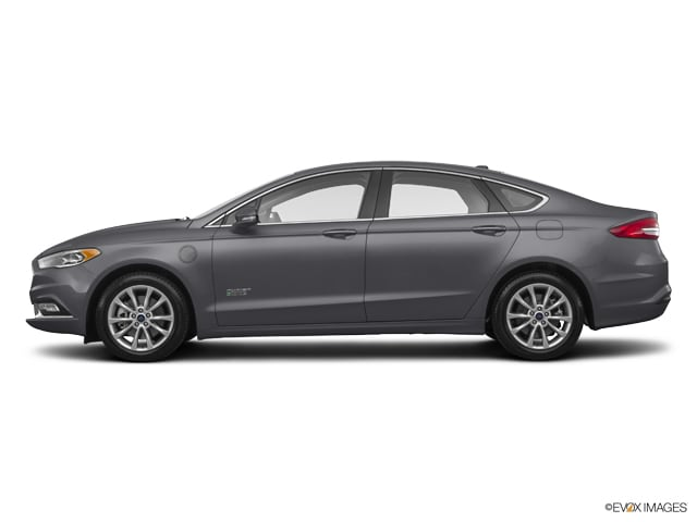 2017 Ford Fusion Energi SE Luxury Previous Loaner Vehicle