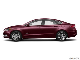 2017 Ford Fusion Energi SE Luxury Sedan