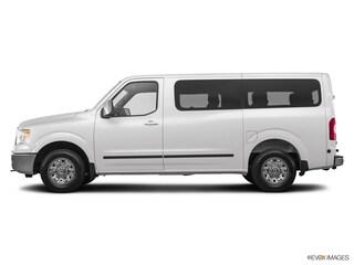 2016 Nissan NVP 3500 V8 SL Full-size Passenger Van