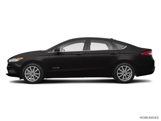 Used 2017 Ford Fusion SE SEDAN in Burlington, NC