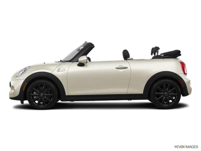 2016 MINI Convertible Cooper S Convertible