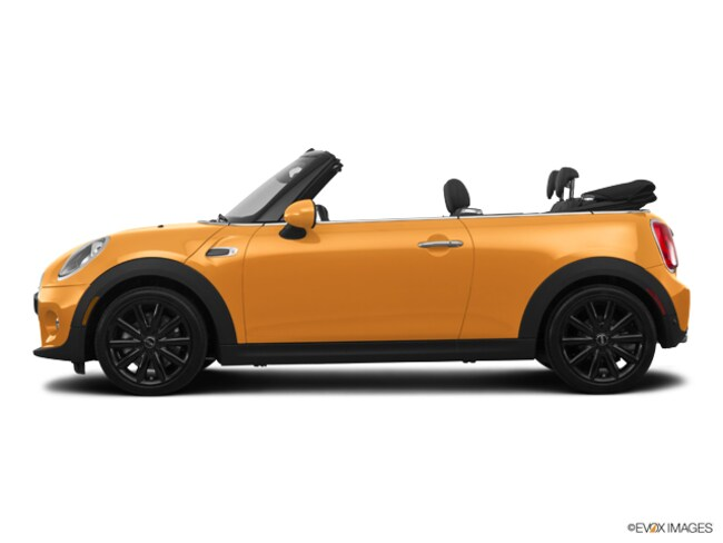 2016 MINI Cooper 2dr Convertible