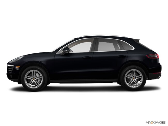 New 2017 Porsche Macan S SUV for sale in Rockville, MD