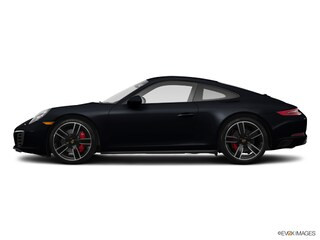 Certified Pre-Owned 2017 Porsche 911 Carrera 4S Coupe for sale in Irondale, AL