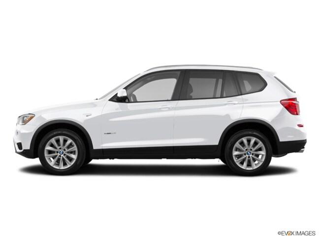 2017 BMW X3 sDrive28i SUV