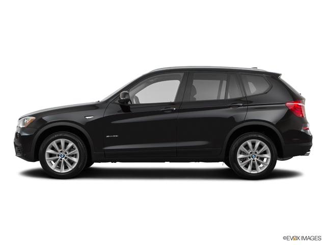 2017 BMW X3 Sdrive28i Sports Activity Vehicle Sport Utility