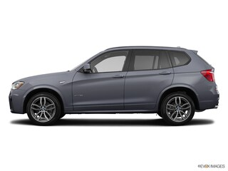 Certified Pre-Owned 2017 BMW X3 xDrive35i SAV Medford, OR