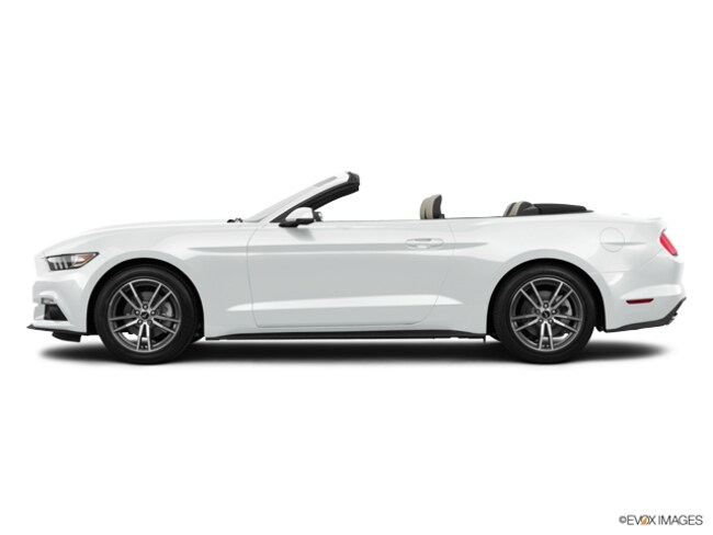Used 2017 Ford Mustang Ecoboost Premium Convertible for sale in Cincinnati OH
