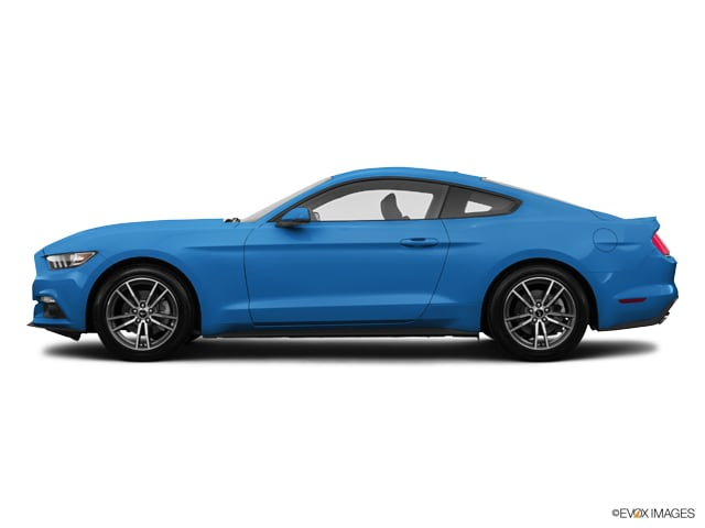 2017 Ford Mustang MUSTANG ECOBOOST  PREM Coupe