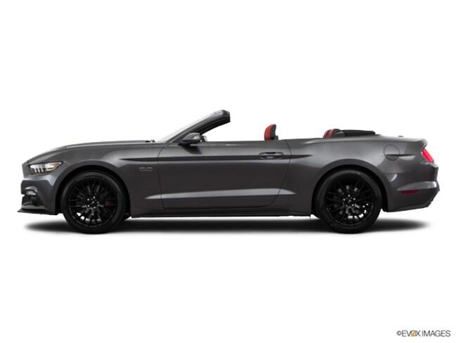 New 2017 Ford Mustang GT Premium Convertible San Antonio