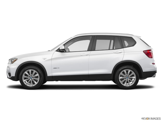 2017 BMW X3 xDrive28i SAV All-wheel Drive