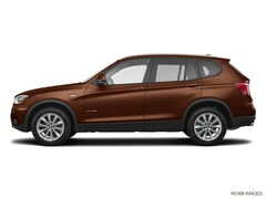 Certified Pre-Owned 2017 BMW X3 xDrive28i xDrive28i xDrive28i Sports Activity Vehicle 5UXWX9C54H0D97114 in Lancaster, PA