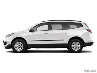 New 2017 Chevrolet Traverse LS SUV HJ341773 Danvers, MA