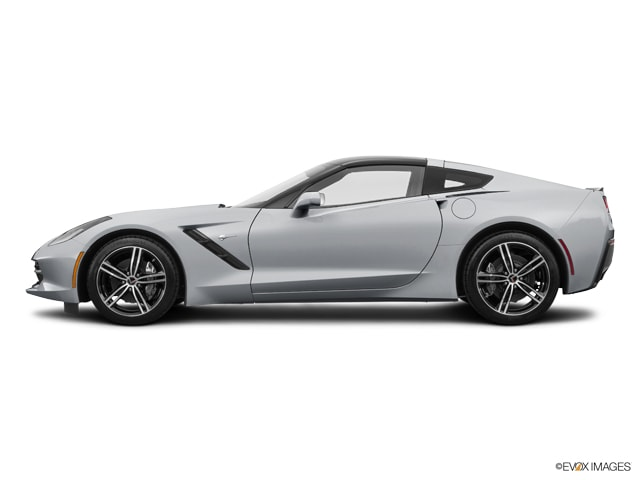 2017 Chevrolet Corvette Stingray Coupe