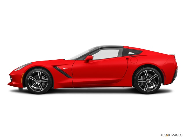 2017 Chevrolet Corvette 2LT Coupe