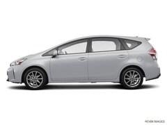 New 2017 Toyota Prius v 5-Door Five Wagon 621017 in Chico, CA