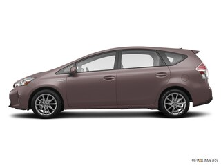 New 2017 Toyota Prius v 5-Door Five Wagon in Shreveport near Texarkana